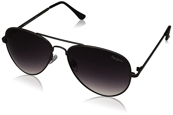 f9e7faba0ce Image Unavailable. Image not available for. Colour  Pepe Jeans Gradient Aviator  Unisex Sunglasses ...