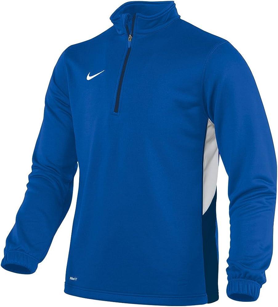 Hosen Nike Herren Trainingstop Team Half Zip Sportbekleidung