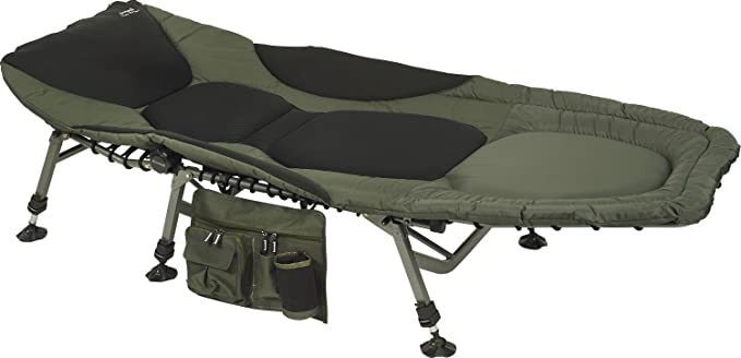 Sänger Anaconda Cusky Bed Chair 6 Bedchair 200 x 87 7151866 Tumbona Carpas: Amazon.es: Deportes y aire libre