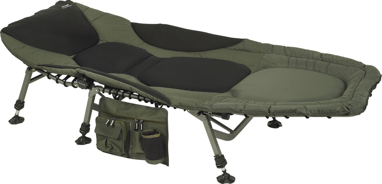 Anaconda Cusky Bed Chair 6 Bedchair 200x87 7151866 Liege Karpfenliege Sänger