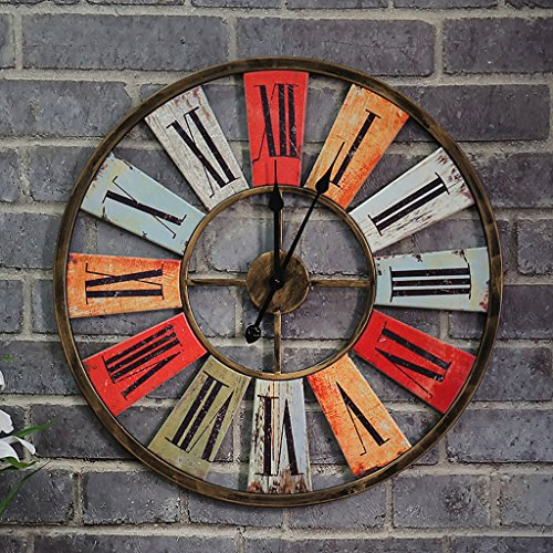 Retro Industrial Style home decor Wall Clock