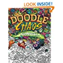 Doodle Chaos Zifflins Coloring Book Volume 3