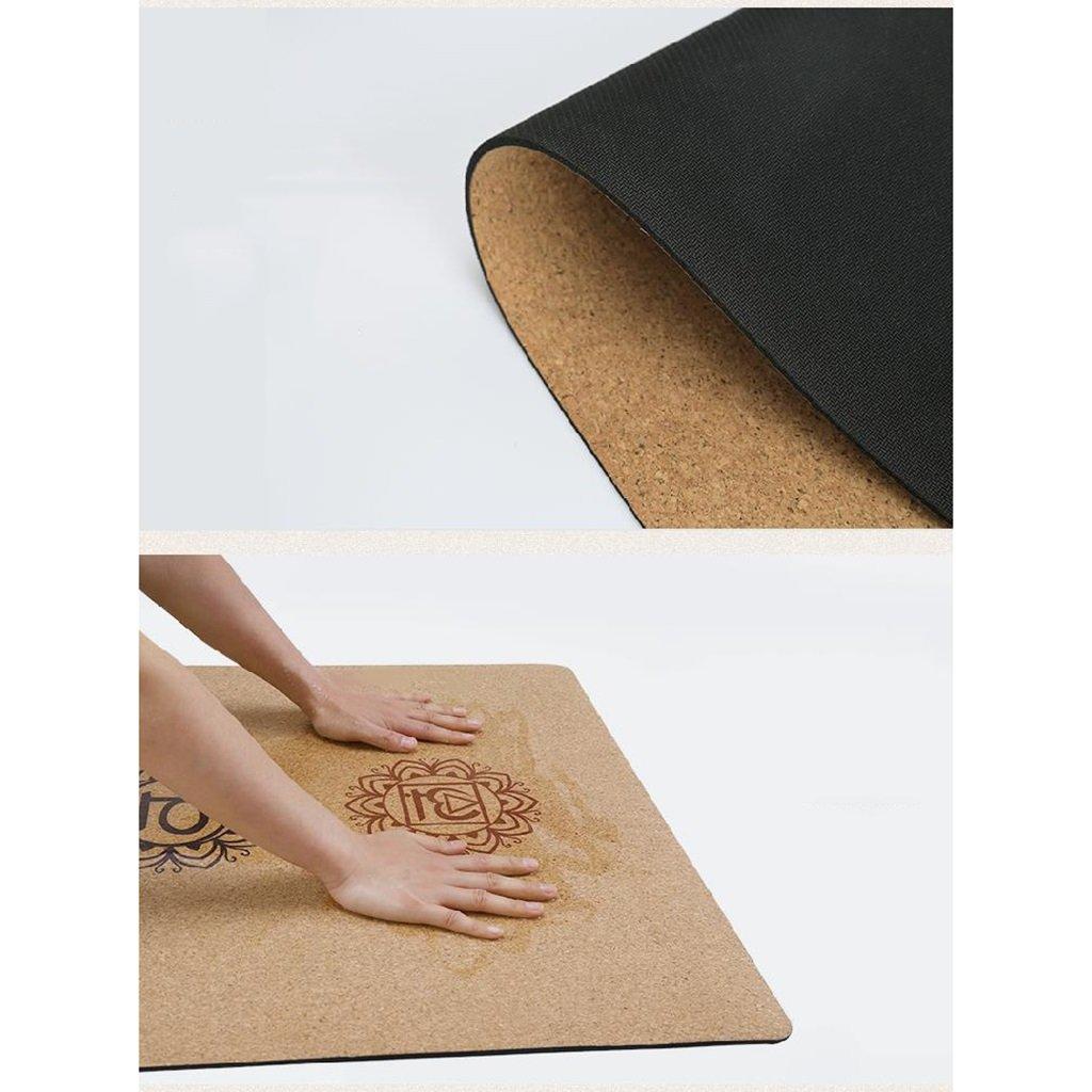 YB- Cork Yoga Mats, Yoga Mat Length 1830 * Ancho 610 ...