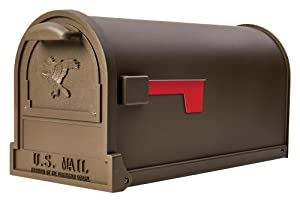 Gibraltar Mailboxes AR15T000 Post-Mount Mailbox