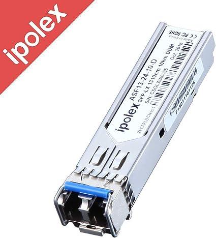 schwarz metallic TP-Link MC220L Gigabit-Ethernet-Medienkonverter 802.3ab, 802.3z, Hot-Swap, bis zu 0,55 /Km f/ür Multimode-Faser und 10 Km f/ür Singlemode-Faser