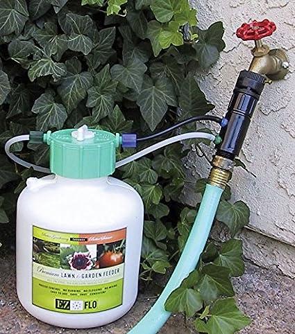 Samfox Dispositivo de Riego G3//4 Dispositivo de Riego de Jard/ín Venturi Fertilizer Injector Switch Kit de Tubo de Agua