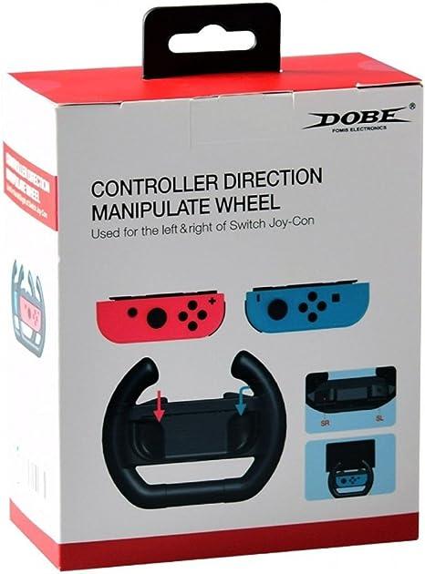 Nintendo, Controlador NB, volante de dirección, para Nintendo ...