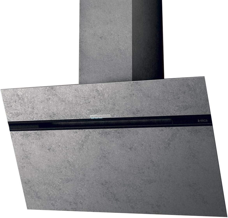 Elica STRIPE URBAN ZINC/A/90 - Campana extractora de cocina: Amazon.es: Grandes electrodomésticos