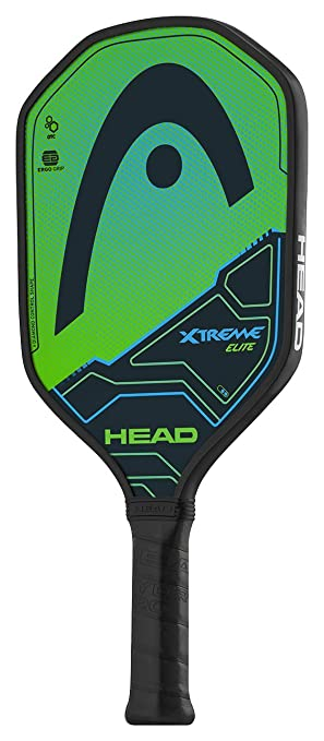 Amazon.com : Head Xtreme Elite Composite Green/Black ...