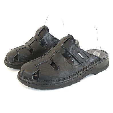 Stuppy , chaussons d'intérieur femme - Noir - Noir, 5