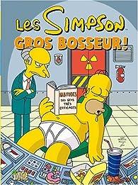 Les Simpson, tome 8 : Gros bosseur ! par Matt Groening