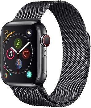Apple Watch Series 4 GPS + Cellular 40mm Smartwatch + TPU Bumper