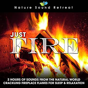 Just Fire: 2 Hours of Sounds from the Natural World
