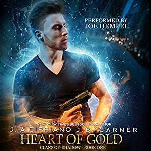 Heart of Gold Audiobook