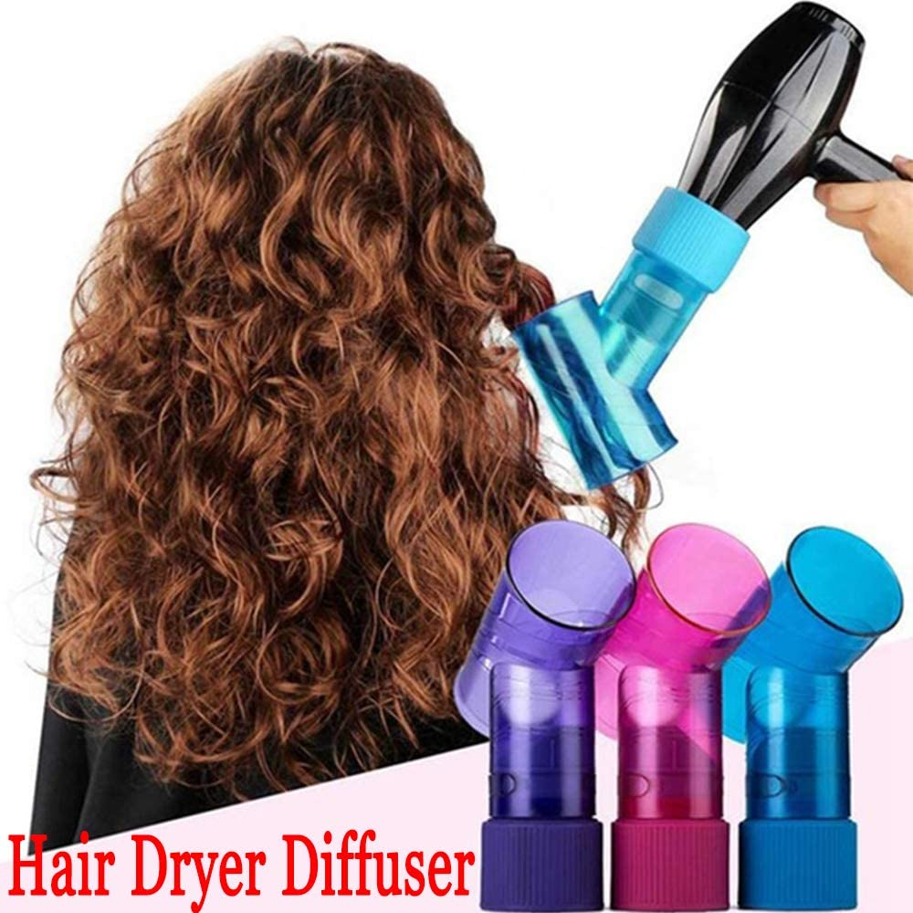 Wind Spin Hair Curl Diffuser, Wind Spin Roller Hairdryer
