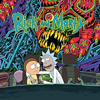 Rick & Morty - The Rick and Morty Soundtrack