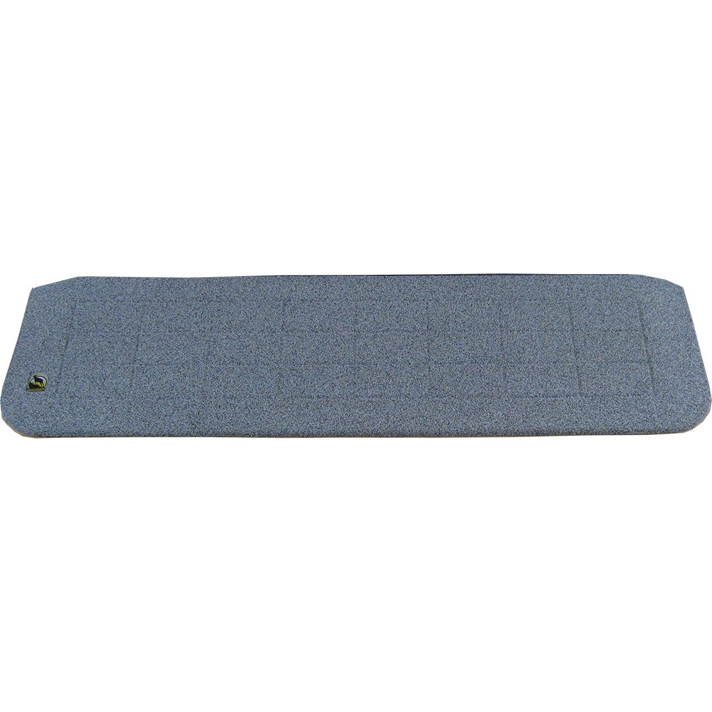 Big Horn BHR1110GG SafePath Transition/Threshold Ramp, X-Large 42'' x 12.25'', Granite Grey