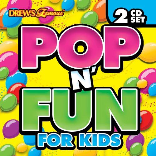 DF Pop N Fun For Kids 2 CD (N Pop Music Cd)