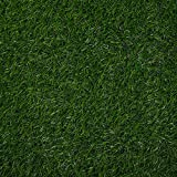 Fasmov Green Artificial Grass Rug Grass Carpert Rug, 3.2' x 6.5'