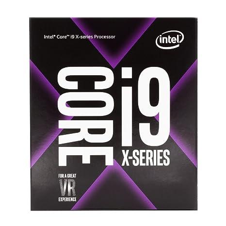 Intel Core i9-7900X X-Series Processor 10 Cores up to 4 3 GHz Turbo  Unlocked LGA2066 X299 Series 140W