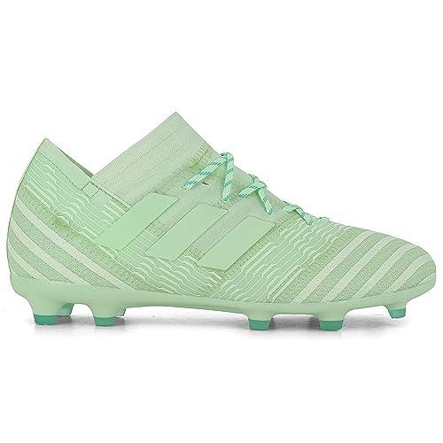 05ee3000e Adidas Jr Nemeziz 17.1 FG - Mint Green  Amazon.ca  Shoes   Handbags