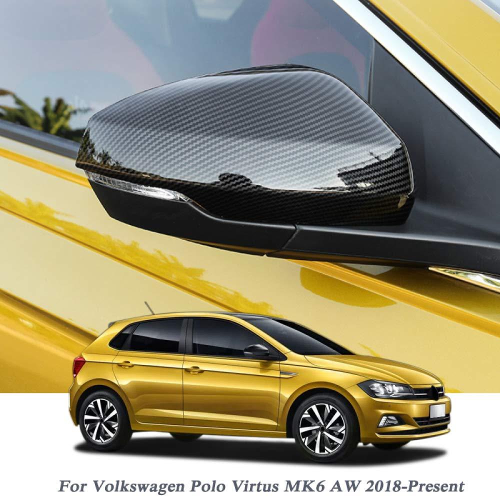 Gnnlor Para Volkswagen Polo Virtus MK6 AW 2018-Presente, Cubierta ...