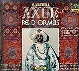 Salieri - Axur, Re d'Ormus / A. Martin  C. Rayam  E. Mei  E. Nova  R. Clemencic