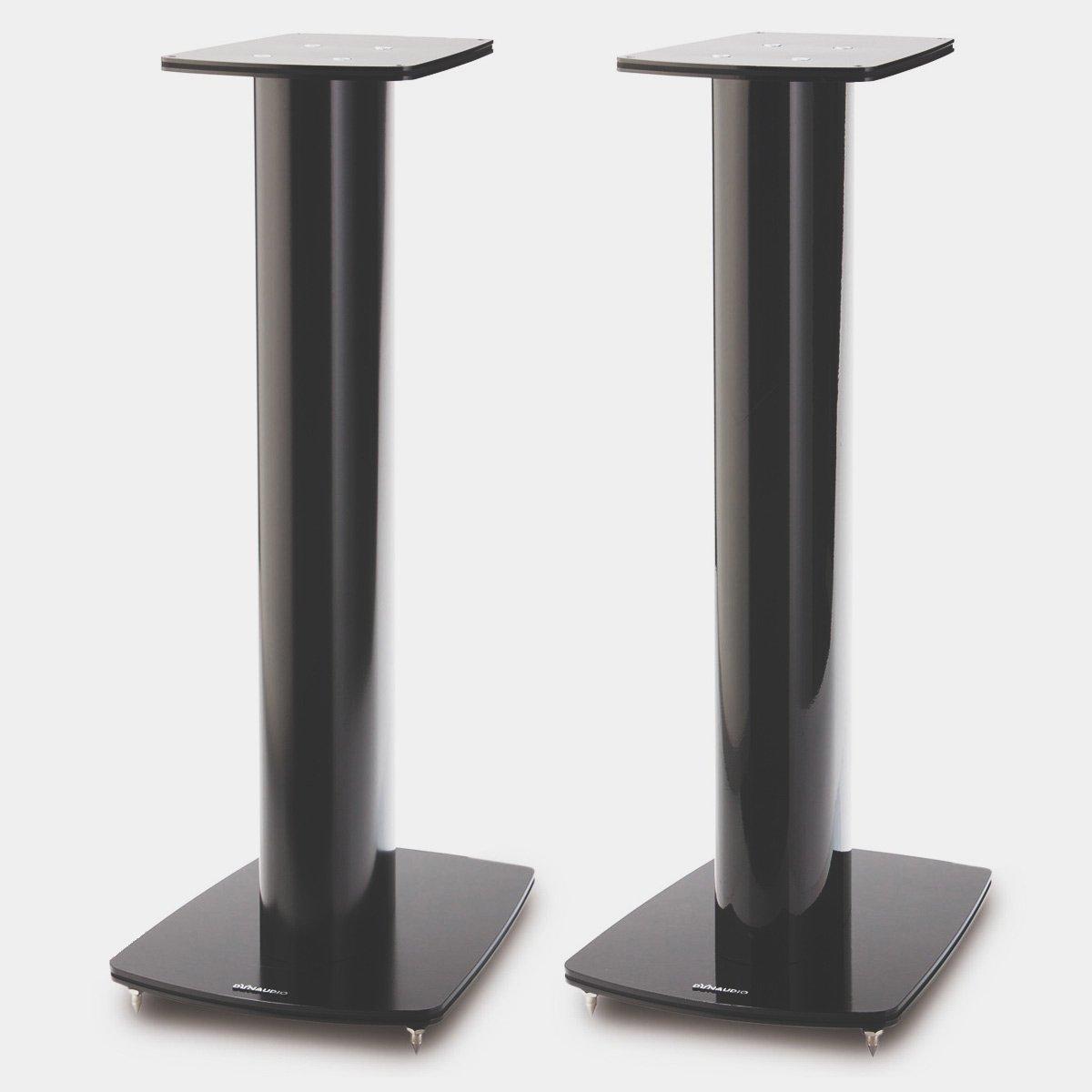 DYNAUDIO Stand 6 Speaker Stands - Pair (Satin Black) by DYNAUDIO