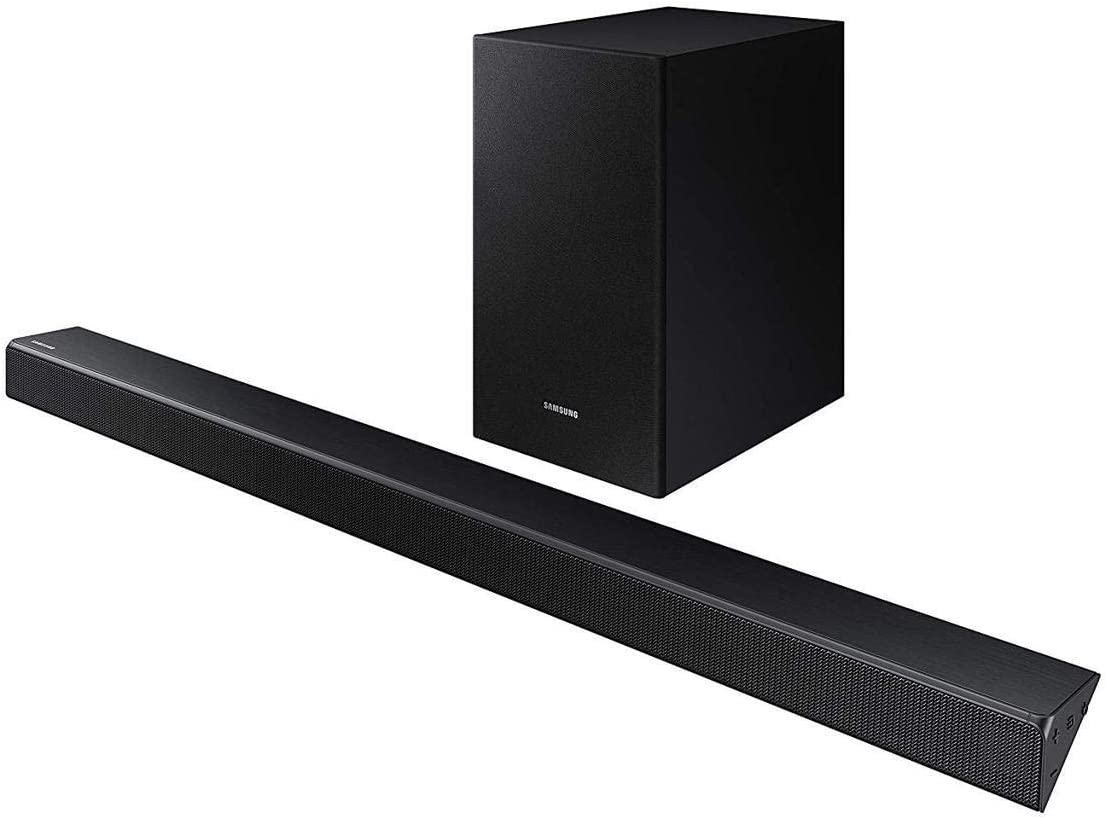 Samsung HW-R60C ZAR 3.1ch Soundbar, Black Renewed