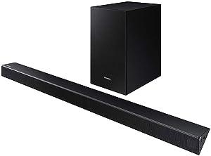 Samsung HW-R60C/ZAR 3.1ch Soundbar, Black (Renewed)