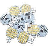 GRV T10 LED Light Bulb 921 194 192 C921 24-2835 SMD Super Bright Lamp DC 12V 2 Watt For Car RV Boat Ceiling Dome Interior Lig