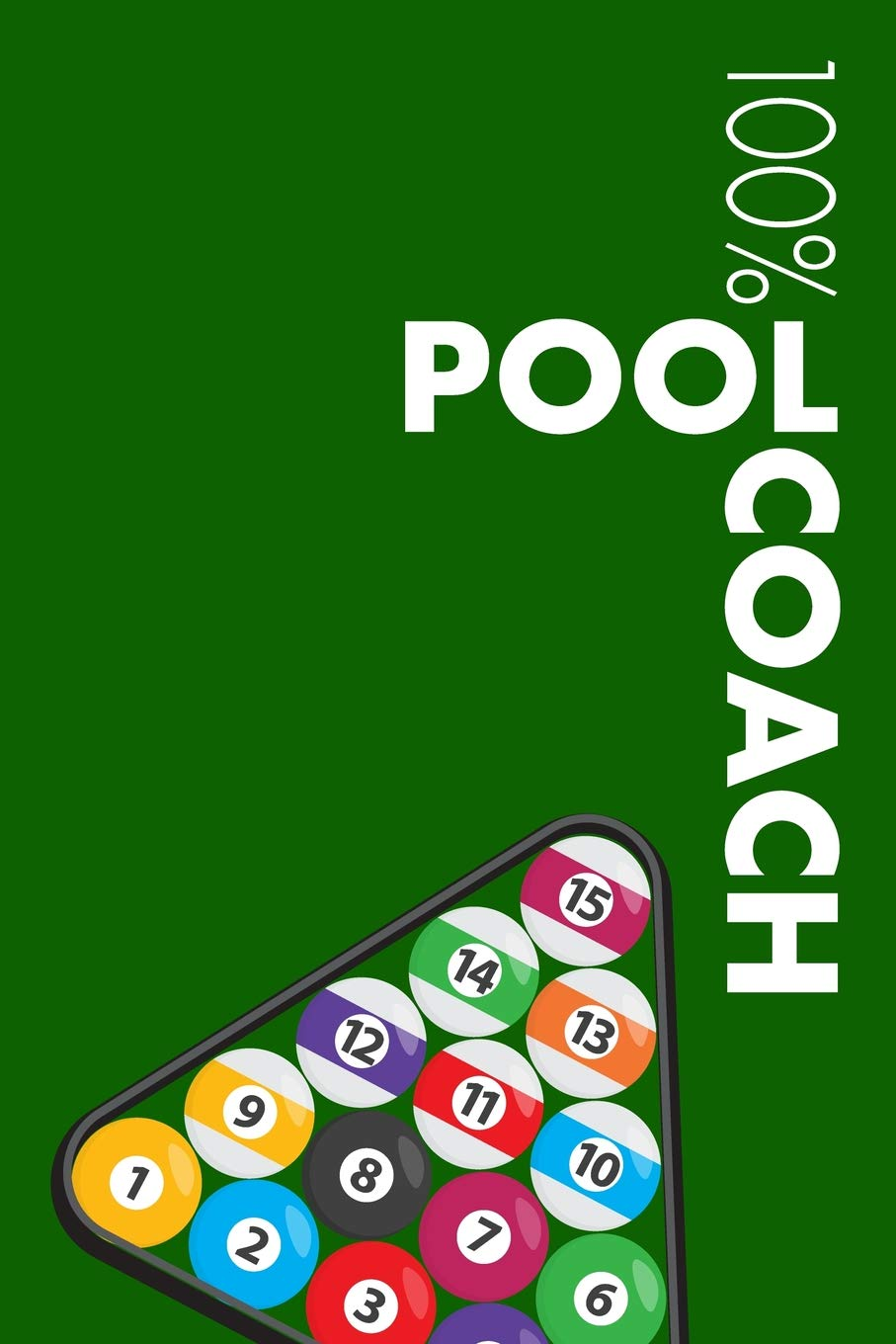 Pool Coach Notebook: Blank Lined Pool Journal For Coach and Player ...