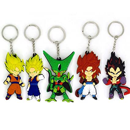 Anime dibujos animados Dragon Ball Z Son Goku Pvc Vegeta ...