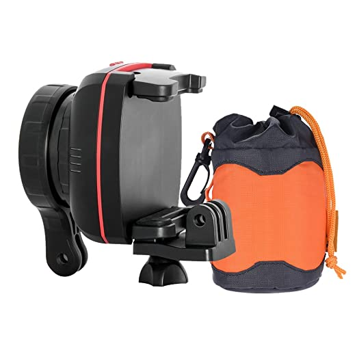 4 opinioni per Andoer Wewow Sport X1 Wearable Asse Singolo Stabilizzatore Gimble per Fotocamera