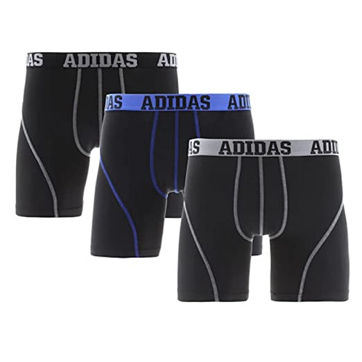 : adidas uomini climalite performance boxer x