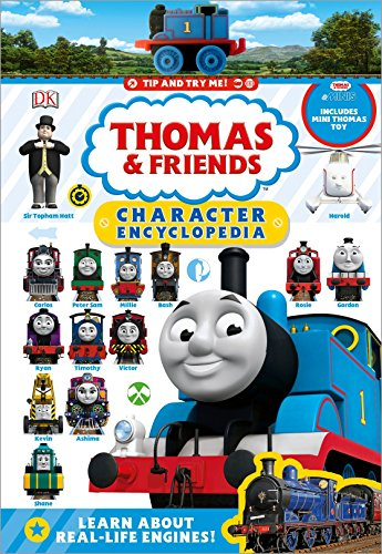 Thomas & Friends Character Encyclopedia (Thomas The Train Book And Figures)