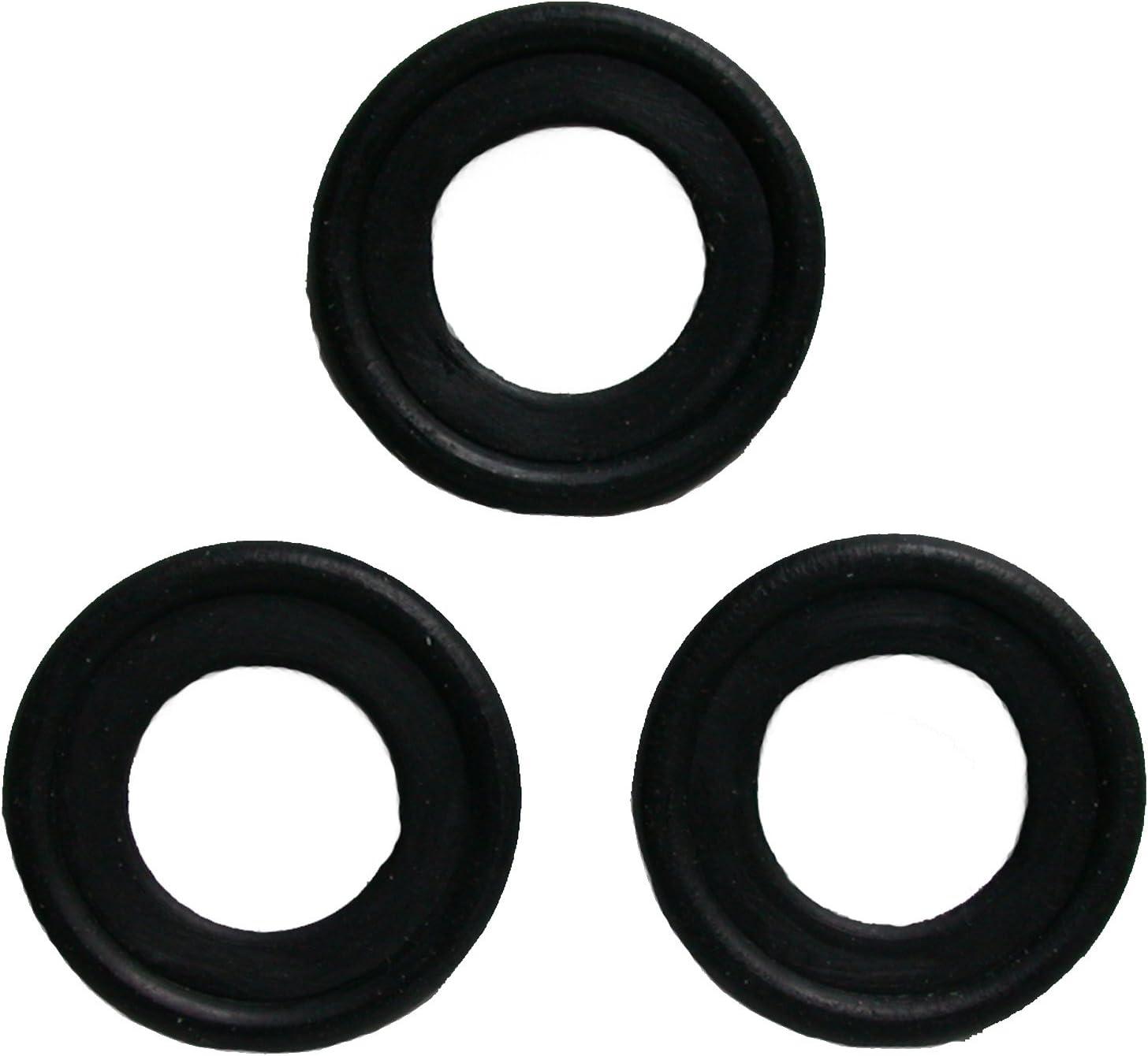 Needa Parts 672126 Pack of 5 M12-1.75 Oil Drain Plug,