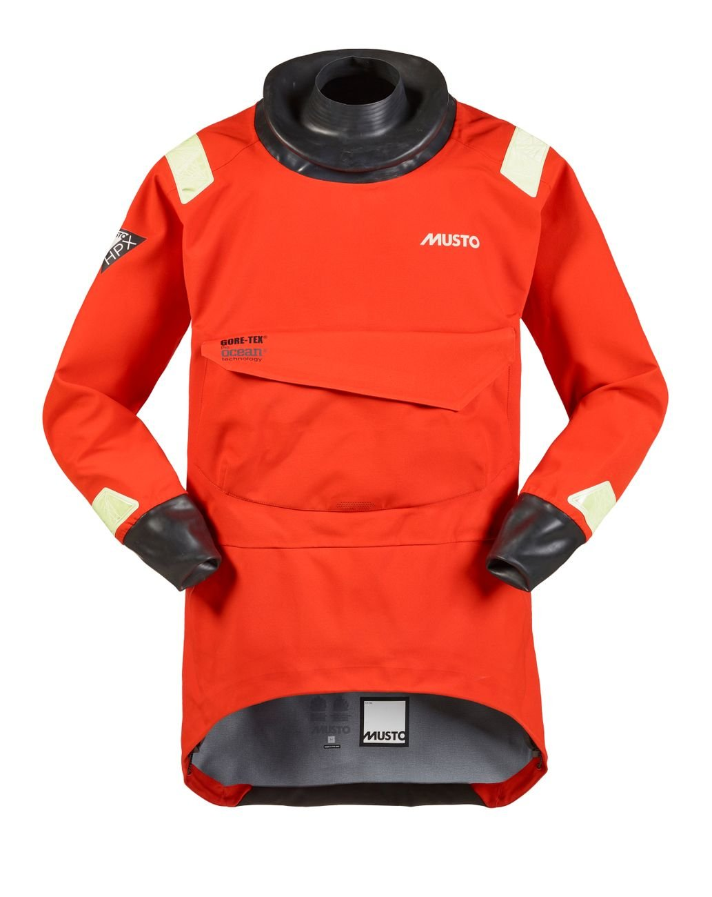 Musto 2017 HPX Pro Series Dry Dry Dry Smock FIRE Orange SH1710 B01D4W54ME Jacken Freizeit 7c2cde