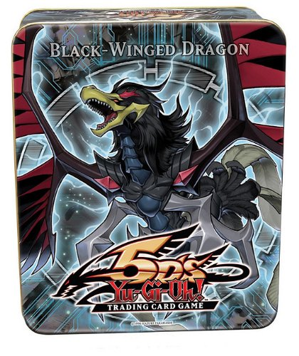 遊戯王US版 ブラックウイングドラゴン TIN B003R7JUUE
