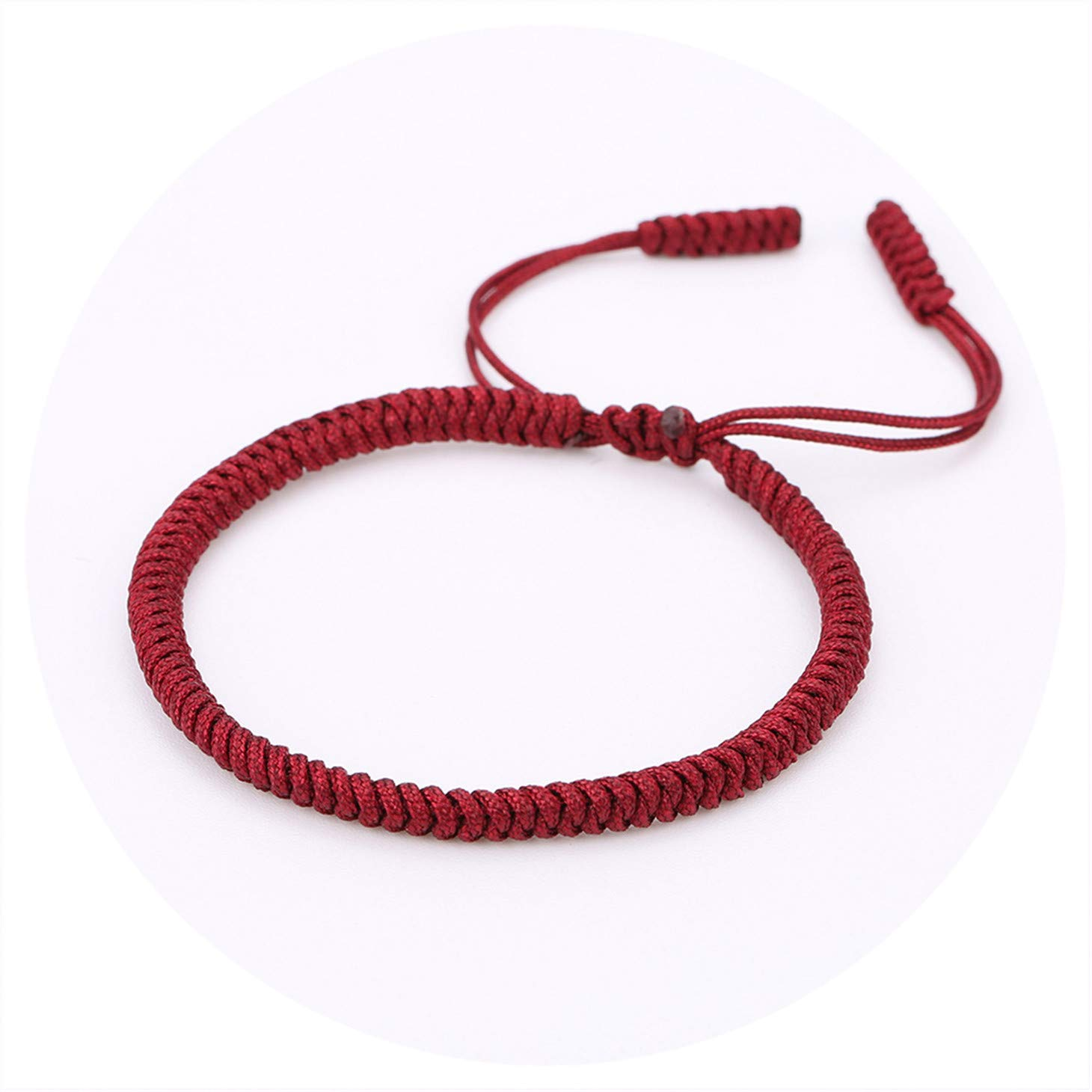 17 Colors Original Tibetan Buddhist Lucky Tibetan Bracelets & Bangles for Women Men Handmade Knots