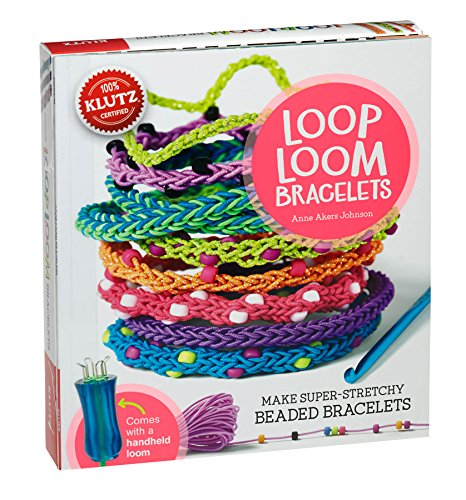 Gallery Beaded Bracelets - Klutz Loop Loom: Make Super-Stretchy Beaded Bracelets