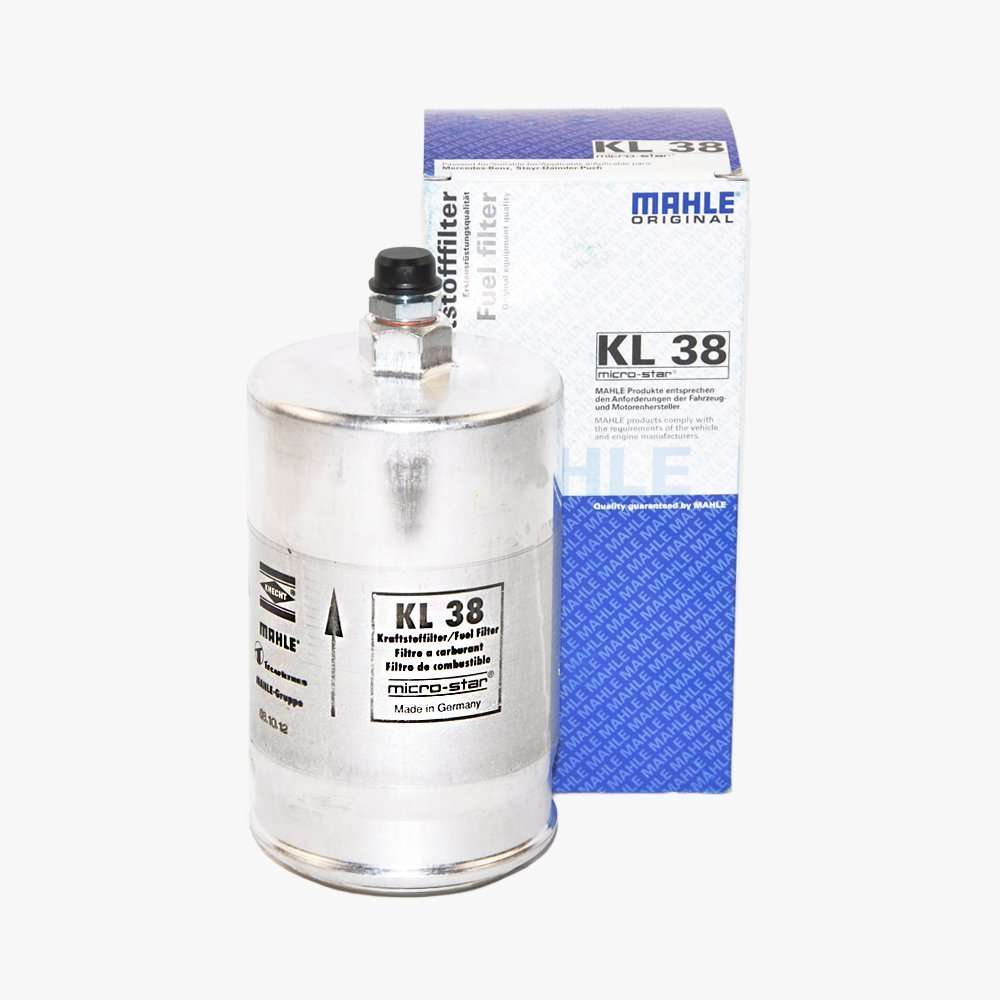 Amazon.com: Mercedes-Benz Fuel Filter Mahle Original OEM K L 38 / 0024501  (VIN#REQUIRED): Automotive
