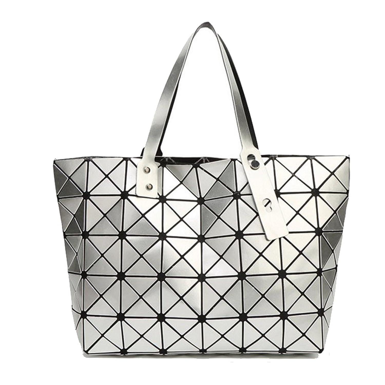 Wemi Shiny Snakeskin Grain Crocodile Clutch Hanbag Shoulder Bag
