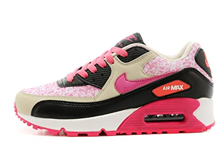 Nike Air Max 90 Premium Damen Laufschuhe, color classic #14, WOMENS 7 B(M) US