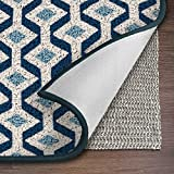 Ninja BRAND Gripper Rug Pad, Size 8' x 10', For Hardwood Floors & Hard Surfaces, Top Gripper Adds Cushion and Maximum Protection, Works with All Types of Rugs, Pads Available in Many Sizes