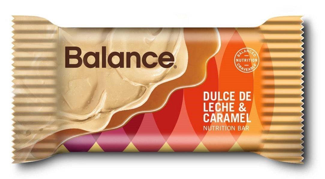 Balance Bar® Dulce De Leche & Caramel, 20 gram mini bars, 10 count