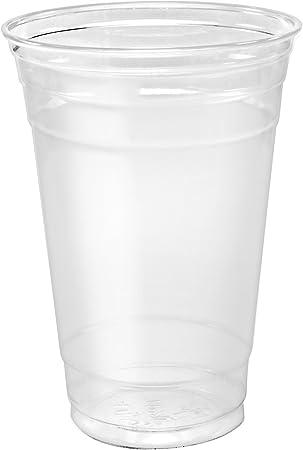 Solo Foodservice Dart Ultra Clear Conex TP20 PET Plastic Cold Cup 20 oz
