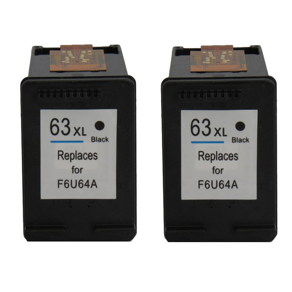 colorstrar 2pk negro compatible cartuchos de tinta para HP ...