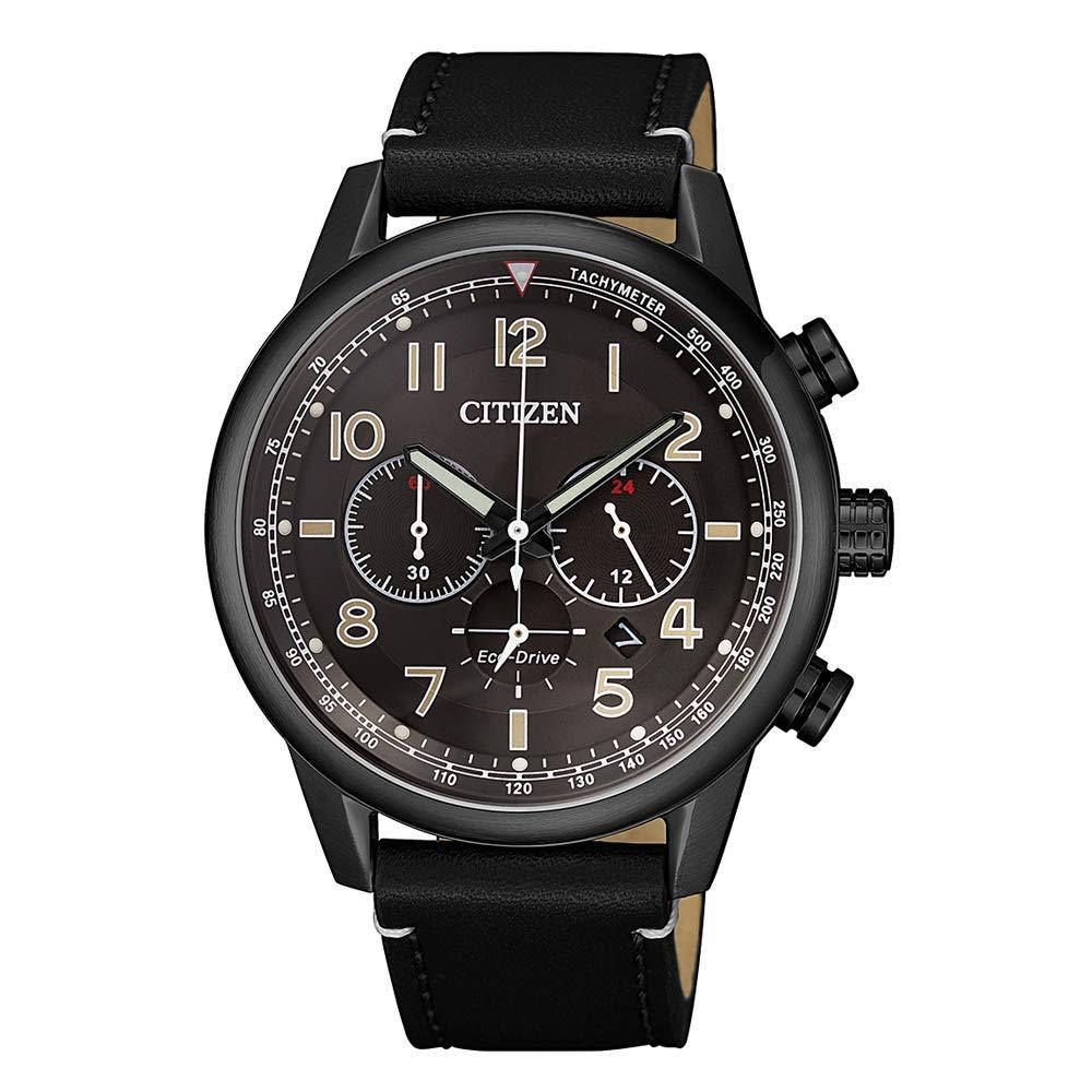 Citizen Sports CA4425-28E Eco Drive Solar - Reloj de Pulsera para Hombre: Amazon.es: Relojes