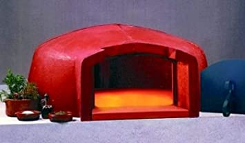 Valoriani fvr kit di costruzione per forno a legna per pizza 110 cm